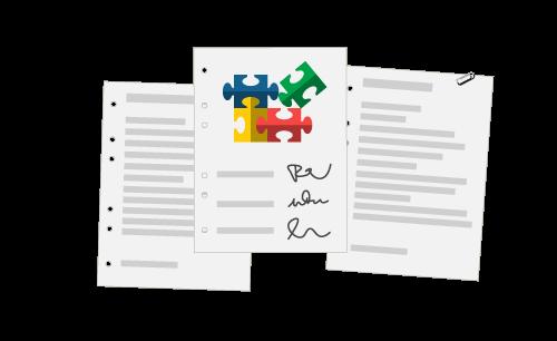 Bauträgerservice Teilungserklärung